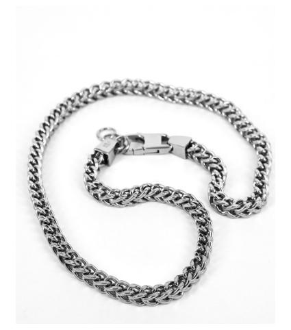 silverhalsband för män