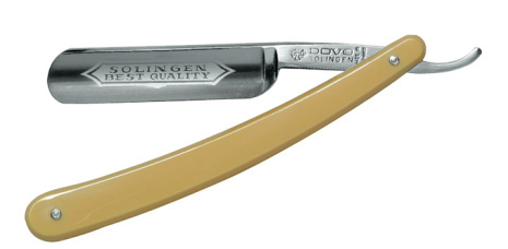 Classic Cut Throat Razor Rakkniv, Blonde