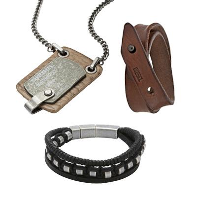 Diesel armband för män « GUAPO – Bloggen För Män fcd875366bd47