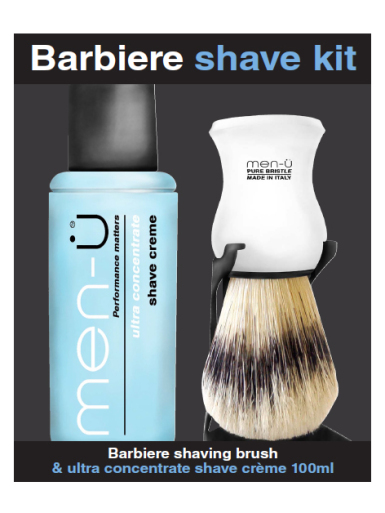 Men-ü Barbiere Shave Kit