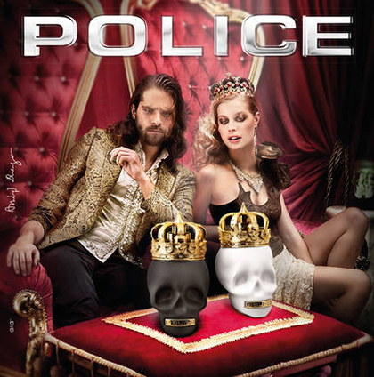 Police To Be - King & Queen