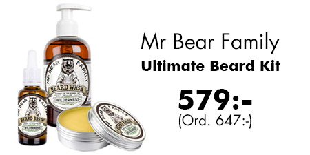 Mr Bear Family Ultimate Beard Kit