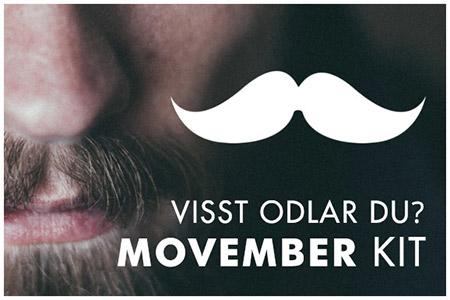Movember Kit